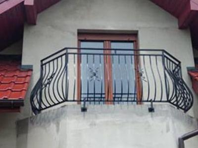 Stebud galeria balustrady 5